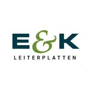 logo of E & K Leiterplatten