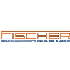 logo of Fischer printed circuit board